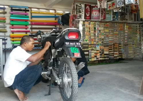 Bintan Wrapping Batu 16